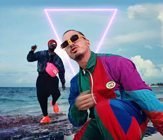 The Black Eyed Peas J Balvin: A Bailar Con Black Eyed Peas Y J Balvin